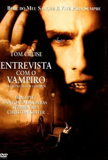 Entrevista Com o Vampiro - Poster / Capa / Cartaz - Oficial 1