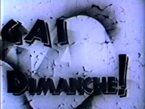Domingo Alegre - Poster / Capa / Cartaz - Oficial 1