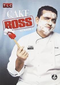 Cake Boss (3ª Temporada) - Poster / Capa / Cartaz - Oficial 1
