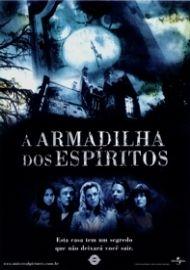 A Armadilha dos Espíritos - Poster / Capa / Cartaz - Oficial 3