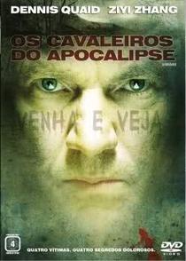 Os Cavaleiros do Apocalipse - Poster / Capa / Cartaz - Oficial 7