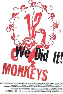 Os 12 Macacos - Poster / Capa / Cartaz - Oficial 3