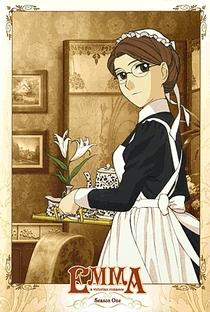 Eikoku Koi Monogatari Emma (1ª Temporada) - Poster / Capa / Cartaz - Oficial 1