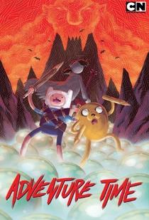 Hora de Aventura (8ª Temporada) - Poster / Capa / Cartaz - Oficial 1