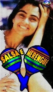 Salsa e Merengue - Poster / Capa / Cartaz - Oficial 1