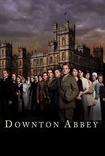 Downton Abbey (2ª Temporada) - Poster / Capa / Cartaz - Oficial 1