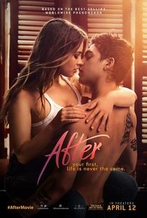 After - Poster / Capa / Cartaz - Oficial 2