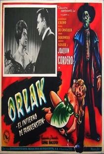 Orlak, el Infierno de Frankenstein - Poster / Capa / Cartaz - Oficial 1