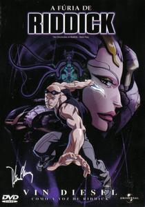 As Crônicas de Riddick: Fúria Negra - Poster / Capa / Cartaz - Oficial 2