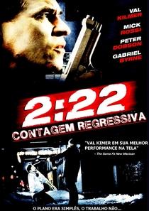 2:22 - Contagem Regressiva - Poster / Capa / Cartaz - Oficial 2
