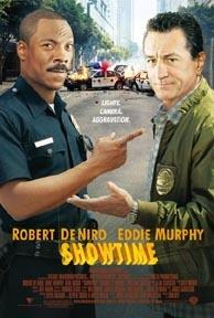 Showtime - Poster / Capa / Cartaz - Oficial 2