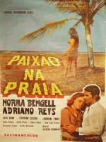 Paixão na Praia - Poster / Capa / Cartaz - Oficial 2