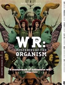 W.R. - Mistérios do Organismo - Poster / Capa / Cartaz - Oficial 1
