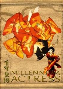 Atriz Milenar - Poster / Capa / Cartaz - Oficial 3