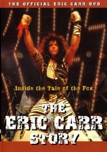 Inside the Tale of the Fox: The Eric Carr Story - Poster / Capa / Cartaz - Oficial 1