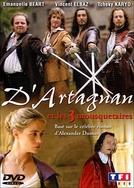 D'Artagnan e os três mosqueteiros (D'Artagnan et les Trois Mousquetaires)