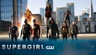 Supergirl | Heroes v Aliens: The Dominators | The CW