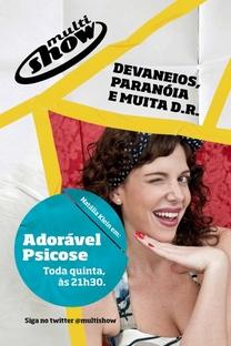 Adorável Psicose (5ª Temporada) - Poster / Capa / Cartaz - Oficial 1