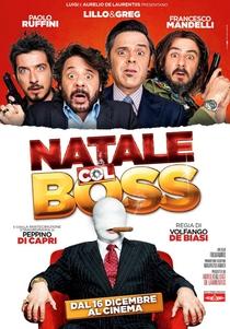 Natale col Boss - Poster / Capa / Cartaz - Oficial 1