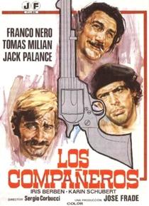 Companheiros - Poster / Capa / Cartaz - Oficial 4