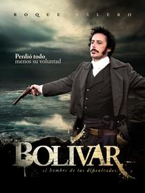 Bolívar homem das dificuldades - Poster / Capa / Cartaz - Oficial 1