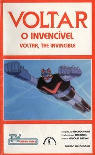 Voltar - O Invencível - Poster / Capa / Cartaz - Oficial 1