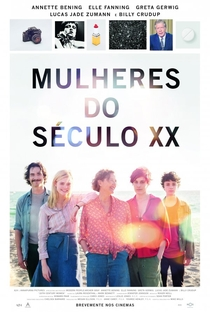 Mulheres do Século XX - Poster / Capa / Cartaz - Oficial 4