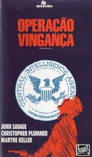 Operação Vingança - Poster / Capa / Cartaz - Oficial 1