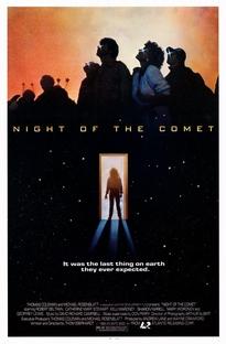 A Noite do Cometa - Poster / Capa / Cartaz - Oficial 1
