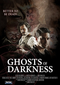 Ghosts of Darkness - Poster / Capa / Cartaz - Oficial 1
