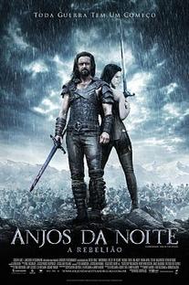 Anjos da Noite - A Rebelião - Poster / Capa / Cartaz - Oficial 1
