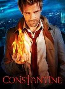 Constantine (1ª Temporada) - Poster / Capa / Cartaz - Oficial 1