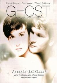 Ghost - Do Outro Lado da Vida - Poster / Capa / Cartaz - Oficial 3