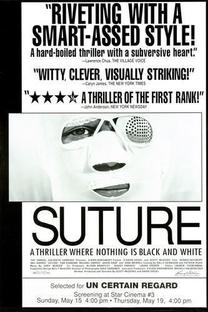 Suture - Poster / Capa / Cartaz - Oficial 2