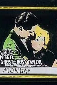 The Ghost of Rosy Taylor - Poster / Capa / Cartaz - Oficial 1