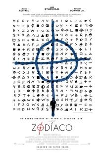 Zodíaco - Poster / Capa / Cartaz - Oficial 1