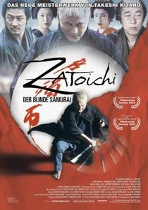 Zatoichi - Poster / Capa / Cartaz - Oficial 8