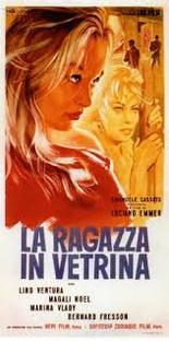 La ragazza in vetrina - Poster / Capa / Cartaz - Oficial 1