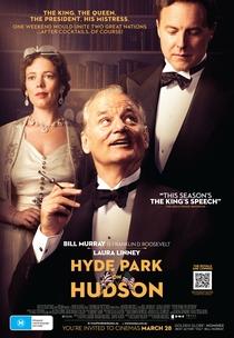 Um Final de Semana em Hyde Park - Poster / Capa / Cartaz - Oficial 4