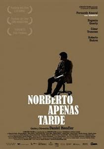 Norberto Apenas Tarde - Poster / Capa / Cartaz - Oficial 1