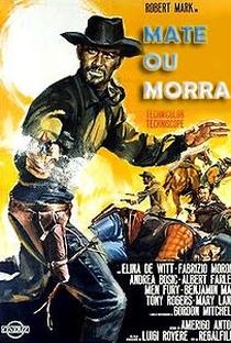 Uma Bala para Ringo - Poster / Capa / Cartaz - Oficial 2