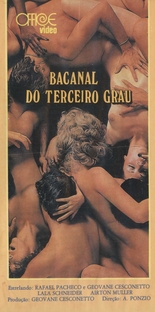 Bacanal do Terceiro Grau - Poster / Capa / Cartaz - Oficial 1