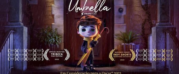 Qualificado para o Oscar, Umbrella é lançado gratuitamente no Youtube