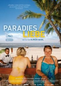 Paraíso: Amor - Poster / Capa / Cartaz - Oficial 5
