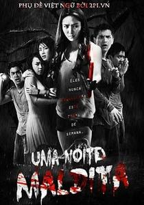 Uma Noite Maldita - Poster / Capa / Cartaz - Oficial 2