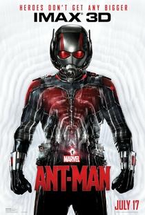 Homem-Formiga - Poster / Capa / Cartaz - Oficial 15