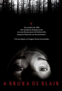 A Bruxa de Blair - Poster / Capa / Cartaz - Oficial 5