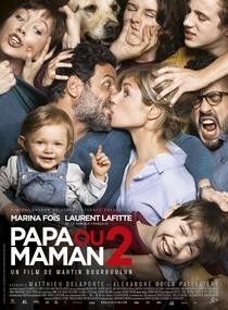 Relacionamento à Francesa 2 - Poster / Capa / Cartaz - Oficial 2
