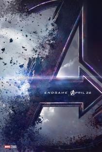 Vingadores: Ultimato - Poster / Capa / Cartaz - Oficial 1