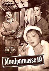 Os Amantes de Montparnasse - Poster / Capa / Cartaz - Oficial 2